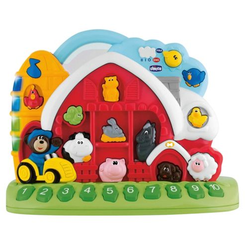 Chicco Talking Farm Interactive Toy