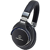 Audio Technica ATHMSR7 Headphones (Black)