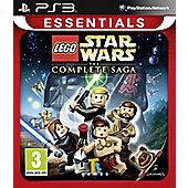 Lego Star Wars Complete Saga (PS3)