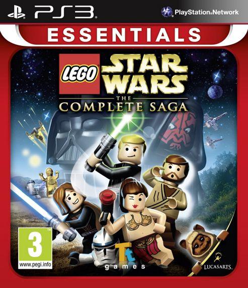 LEGO STAR WARS COMPLETE SAGA (PS3)