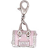 Pet Holdall Clip on Charm