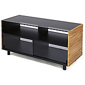 Contour 1000 Oak TV Stand for up to 52 inch TVs