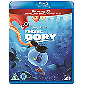 Finding Dory 3D Blu-ray