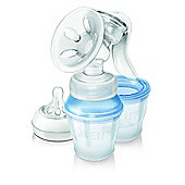 Philips AVENT Comfort Manual Breast Pump SCF330/13