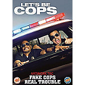 Lets Be Cops (DVD)