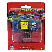 Micro Scalextric Micro GT Car Blue