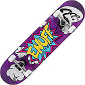 Enuff Pow Purple Mini Complete Skateboard
