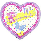 Disney Princess Locket Mat