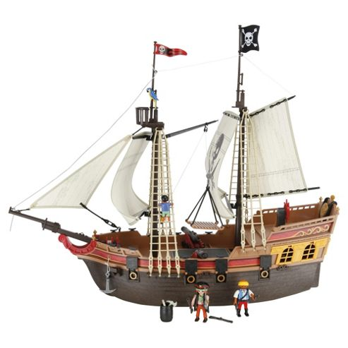 Playmobil 5135 Pirates Large Pirate Ship