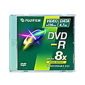 Fuji DVD-R 8cm Jewel Case X3 Pack (1.4GB 4X) - 047594