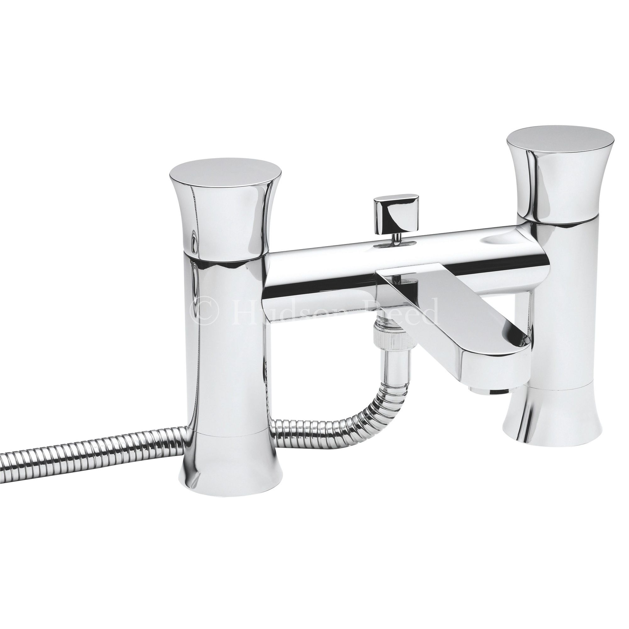 Hudson Reed Quill Bath Shower Mixer with Kit at Tesco Direct