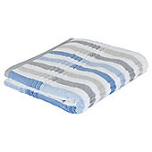 Tesco Multi Stripe Hand Towel