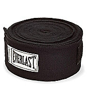 Everlast Boxing Hand Wraps - Black 108 inch