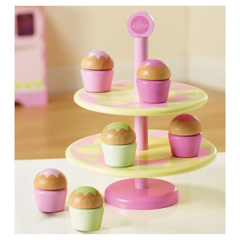 Carousel Cup Cake Stand