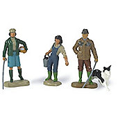 Britains 40954 132 Farming Family