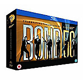 James Bond 007 Complete Blu-ray Collection