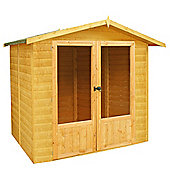 Finewoood Avance Wooden Summerhouse, 7x5ft