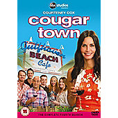 Cougar Town Season 4 DVD