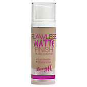 Barry M Flawless Matte Finish Oil Free Foundation 3 Beige 30G