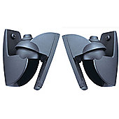 Pair of Black Vogels Speaker Mounts