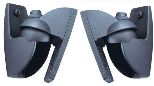 Vogels VLB 500 Loudspeaker Wall Support 2x5kg Black