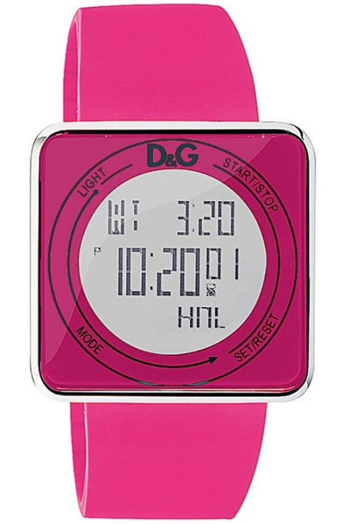 D&G Gents Digital High Contact Watch DW0737