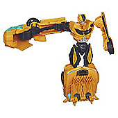 Transformers Age of Extinction - Bumblebee Power Attacker Figure