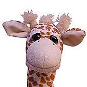 SleepyBobo Portable Automatic Cot/Crib/Car Seat/Rocker (Gerry The Giraffe)