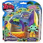 The Zelfs Zelicious Scented Zelf - Flitter Dragonfly Zelf Pineapple Scented