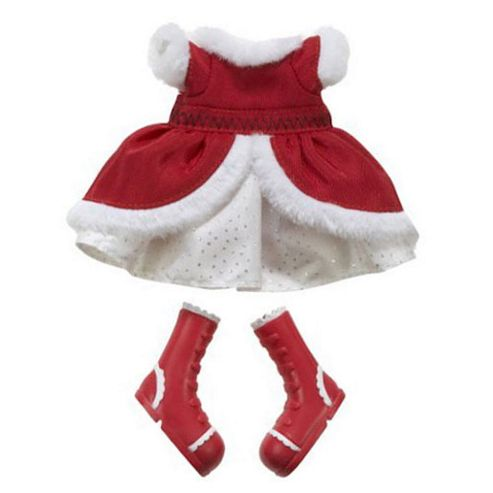 Lalaloopsy Christmas Party Dress