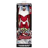 "Marvel Avengers Titan Hero Series 12"" Figure Marvel's Falcon"