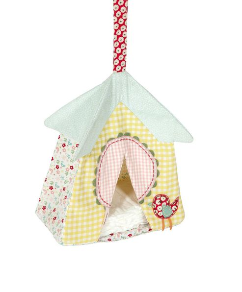 Mamas & Papas - Made With Love Girls - Nappy Stacker