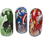 Marvel Avengers Mini Bop Bag Triple Set