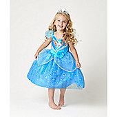 Disney Princess Cinderella Dress Up (Age 3-4 years)