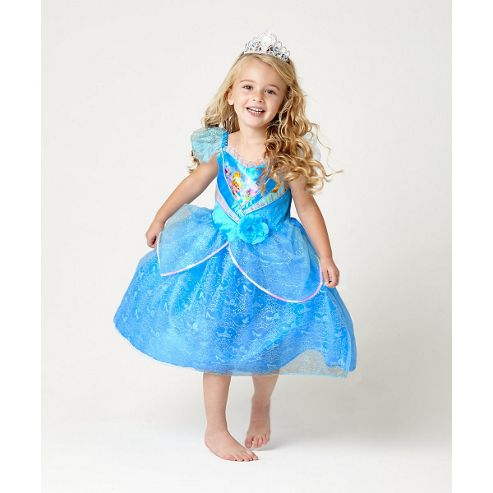 ac77ee64b Buy Disney Princess Cinderella Dress Up (Age 3-4 years) from our Disney  Princess range - Tesco
