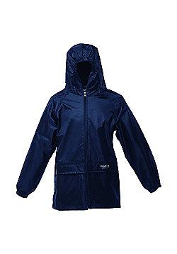 Stormbreak Kids Jacket Navy 11-12