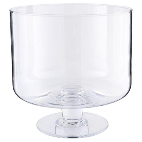 Asda Glass Trfle Bowl