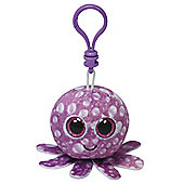 TY Beanie Boo Key Clip Legs Octopus