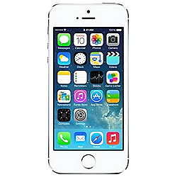 Tesco Mobile Apple iPhone 5S 32GB iOS7 - Silver