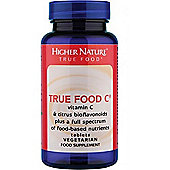 Higher Nature True Food C 180 Veg Tablets