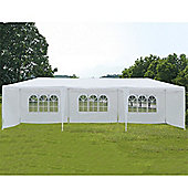 3x9m Party Tent with 5 Side Walls