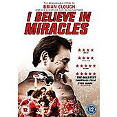 Brian Clough I Believe in Miracles DVD