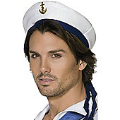 Sailor Fancy Dress Hat