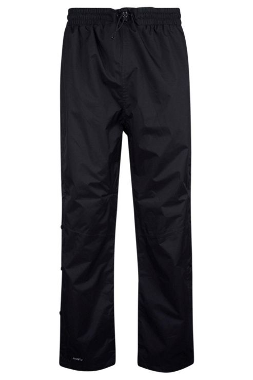 Mountain Warehouse Downpour Mens Waterproof Trousers Short Length ( Size: XS )