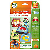 Leapfrog Tag Junior ABC Interactive Flash Cards