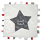 Label Label XL Comfort Blankie (Grey/White)