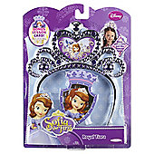 Disney Princess Sofia the First Tiara Lesson