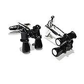 Black Binoculars Cufflinks