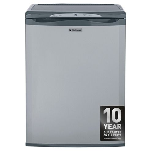 Hotpoint RZA36G Undercounter Freezer, 60cm, A+ Energy Rating, Graphite