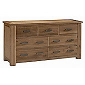 Kelburn Furniture Lyon 7 Drawer Chest